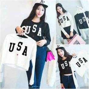 Girl Fashion long T-shirt