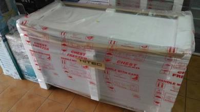 Big 420L freezer