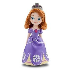 Disney Sofia the First Princess soft doll toy
