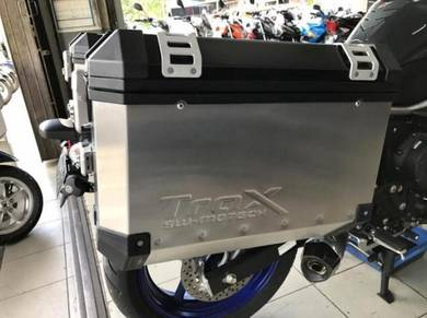 Sw Motech Trax Side Case For Yamaha XJ6