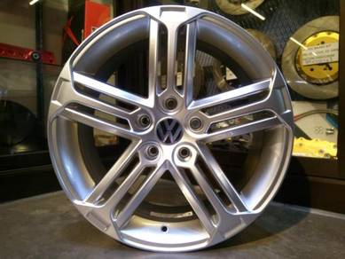 Volkswagen oem design 17inc rim for passat golf