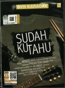 DVD Sudah Ku Tahu Wings Kristal Ronnie Hyperact XP