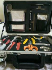 Fiber optic tools kit