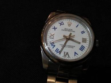 Preowned Rolex Oyster Perpetual No Date Automatic