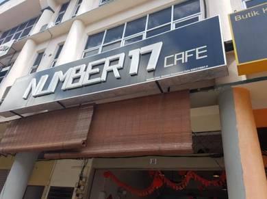 Pork free cafe