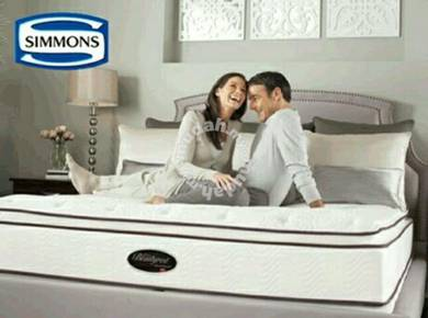 Half Leather Mix Simmons oceania king mattress