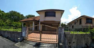 Great Deal on Prime Bungalow, corner lot, Cheras