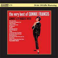Connie Francis The Very Best Of Connie Francis K2