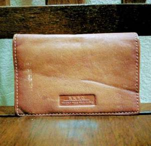 Card Holder Leather Beverly Hills Polo Club (BHPC)
