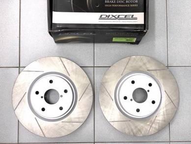 Dixcel Disc Rotor SD - Subaru Impreza STI GRF GVF