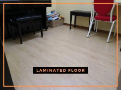 Premium Quality Laminated Floor - #40