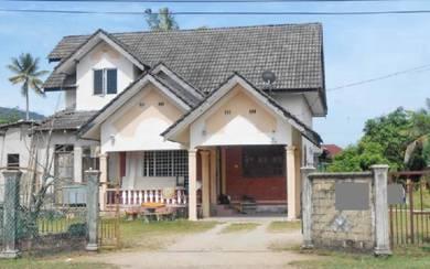 Detached/bungalow kampung sura hujung-dungun,terengganu(dc10019073)