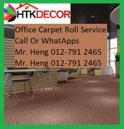 Natural OfficeCarpet Rollwith install ,80