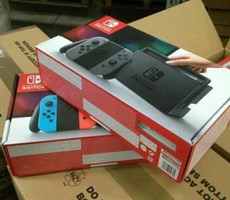 Nintendo Switch Console Set Neon