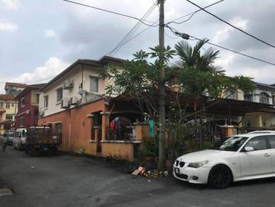 Double Storey Terrace End Unit Taman Puncak Jalil PUJ 4 For Sale