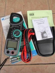 Kyoritsu KEW2117R AC Digital Clamp Meters