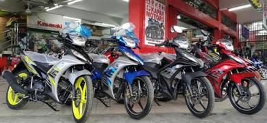 Yamaha 135 LC 135 LC135 135LC Ready stock