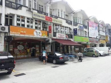 3 Sty Shoplot 24x80 Full tenanted Ampang