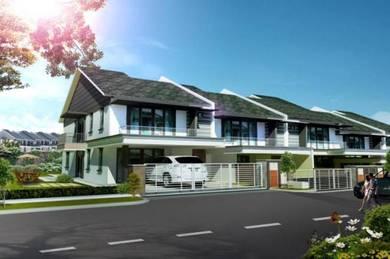 Rumah Teres Dua Tingkat Baru, Undercon, Near Seremban, Tepi Highway
