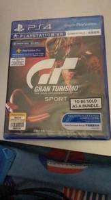 Ps4 Gran Turismo Sport Bundle Edition