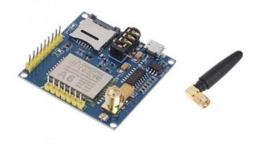 A6 GPRS GSM GPRS Pro Serial Module