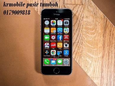 5 s ori iphone 32g tersengeh