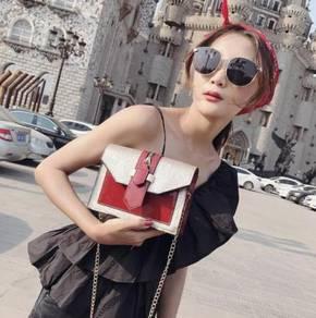 Middle Zipper Design Shoulder Bag BLSE 31353