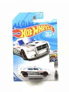 Hotwheels 2018 Dodge Charger Drift #1 Police White