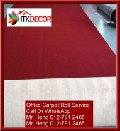 Office Carpet Roll Supplied and Install HI44