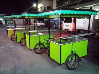 Pushcarts fabrications of all types