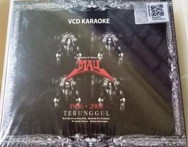 VCD The Emperor Of Heavy Metal May 1986-2009