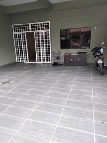 Double Storey Terrace House FOR SALE Taman Jaya Skudai Renovated Unit