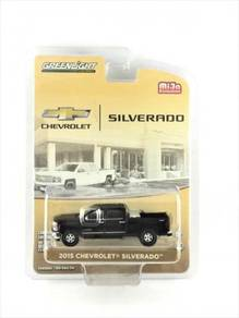 Greenlight 2015 Chevrolet Silverado with Tool Box