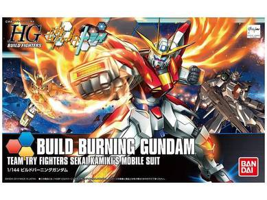 Gundam 1/144 build burning / try burning