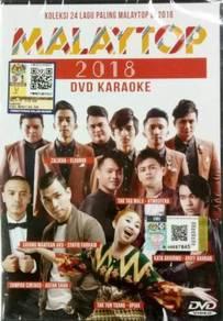 DVD Malaytop 2018 Karaoke