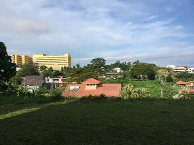 Bukit Rasah Bungalow Lot (8000 sqft)