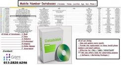 DATA BASE Sales Leads (H/p number Listings )9PMK12