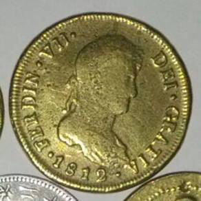 Old coins spain - 1812