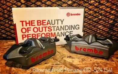 Brembo m4 & 19 rcs