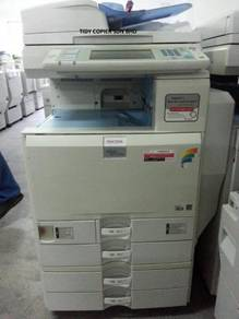 Best color photocopier machine mpc4500 at tidy