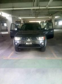 Mitsubishi Triton for rent