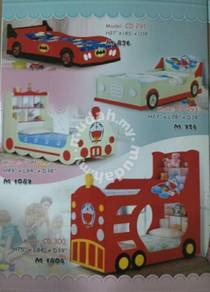 Children Single Bedframe set Free mattress