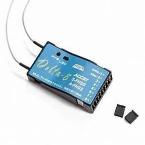 FrSky Delta 8 2.4Ghz 8CH Multi-Brand Receiver