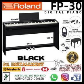 Roland Digital Piano FP-30 FULL Black
