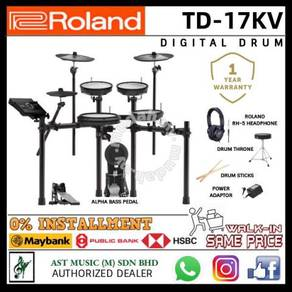 Roland TD-17KV Digital Drum
