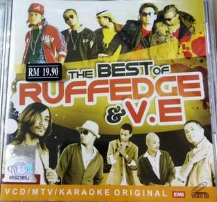 The Best Of Ruffedge & V.E VCD Karaoke