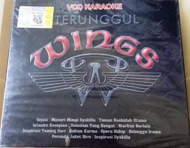 Wings Terunggul VCD Karaoke