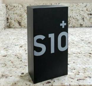 Brand New SAMSUNG GALAXY S10 PLUS 128GB All Color