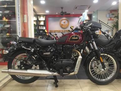 Benelli Imperiale 400 -Classic Bike- 90% Credit
