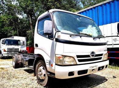 Rebuilt Hino XZU Dutro 7500KG Isuzu Fuso Ud Hicom